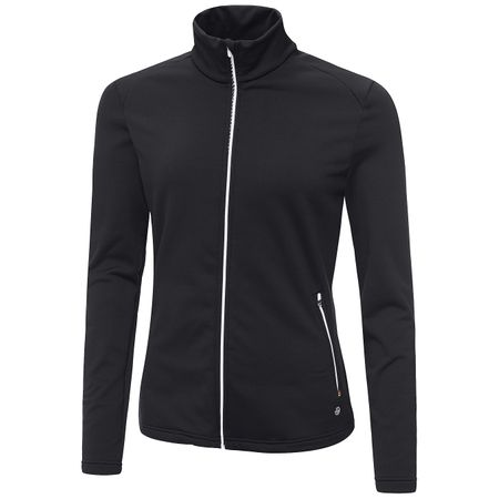 Golf undefined Womens Dora Insula Jacket Black - AW19 made by Galvin Green