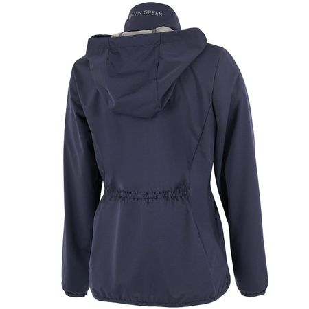 Jacket Womens Loretta Interface-1 Jacket Navy - AW19 Galvin Green Picture