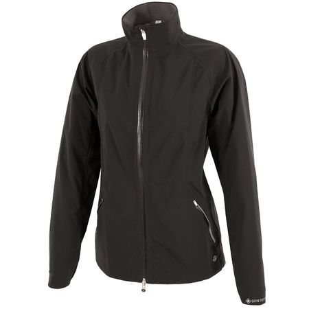 Golf undefined Womens Adele Paclite Jacket Black - AW19 made by Galvin Green