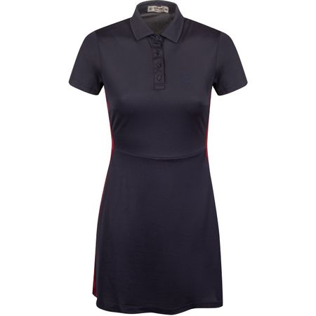 Golf undefined Womens Essential Dress Twilight - AW19 made by G/FORE