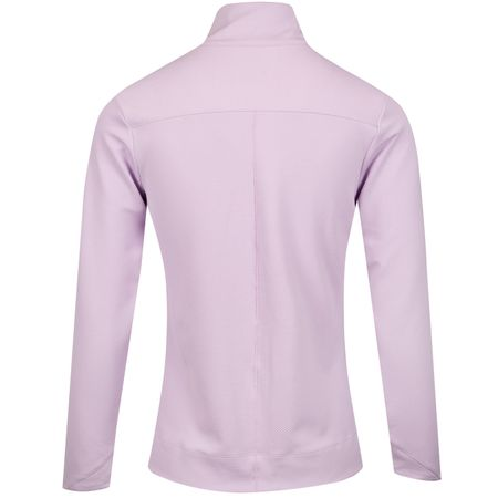 Golf undefined Womens Dry UV Full Zip Lilac Mist made by Nike Golf
