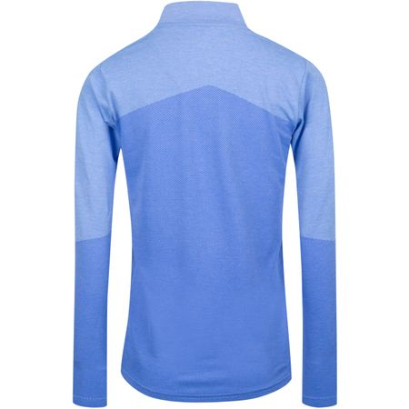 Golf undefined Womens Evoknit Quarter Zip Ultramarine Heather - AW19 made by Puma Golf