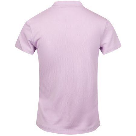 Polo Womens Dry Blade Polo Lilac Mist Nike Golf Picture