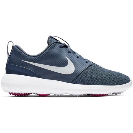 Shoes Womens Roshe Golf Monsoon Blue/White Nike Golf Picture