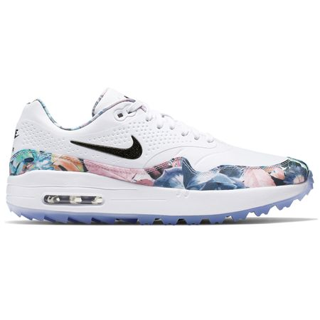 Golf undefined Womens Air Max 1G NRG White/Black/Purple Dawn - 2019 made by Nike Golf