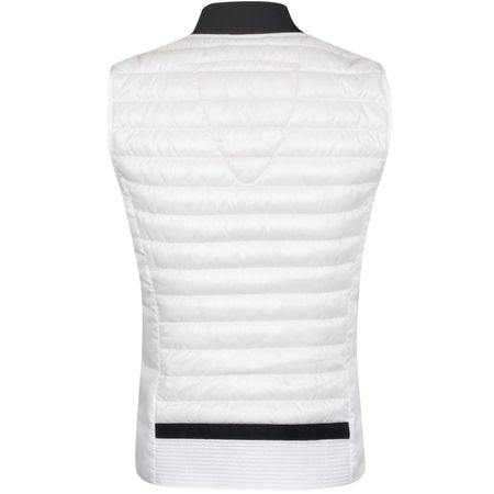 Jacket Womens Cecile-D Vest White - SS19 Bogner Picture