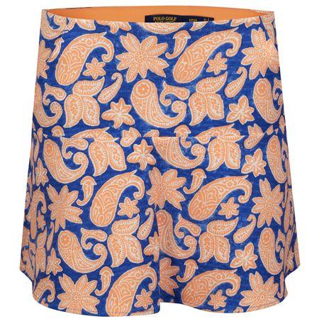 Skirt Womens Flounce Skort Poppy Bermuda Paisley - SS19 Polo Ralph Lauren Picture