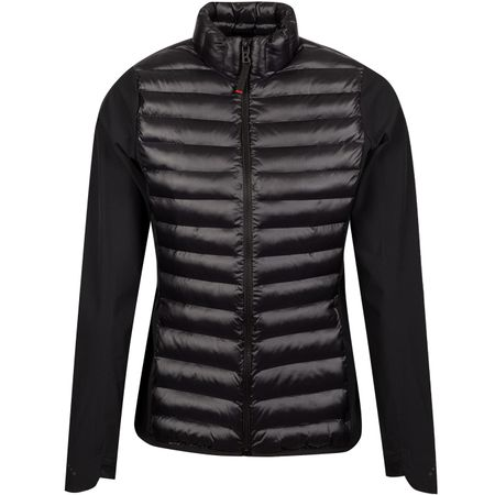 Golf undefined FIRE + ICE Womens Fabienn Jacket Black - SS19 made by Bogner