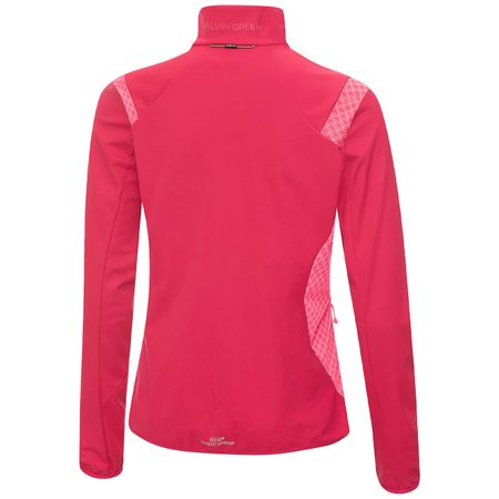 Jacket Womens Lisette Interface-1 Jacket Azalea/Aurora Pink - SS19 Galvin Green Picture