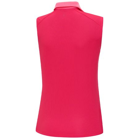 Golf undefined Womens Mia Ventil8+ Sleeveless Polo Azalea/Aurora Pink - SS19 made by Galvin Green