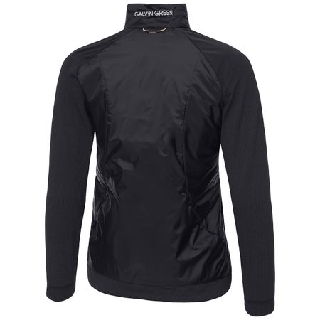 Golf undefined Womens Linda Interface-1 Jacket Black - SS19 made by Galvin Green