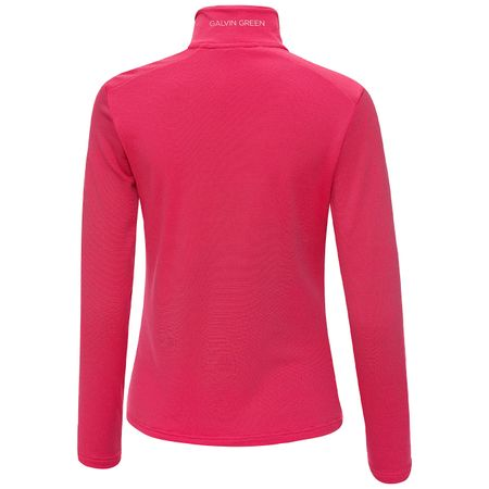 Golf undefined Womens Doreen Insula Lite HZ Pullover Azalea - SS19 made by Galvin Green