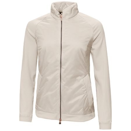 Golf undefined Womens Linda Interface-1 Jacket Chalk Stone - 2019 made by Galvin Green