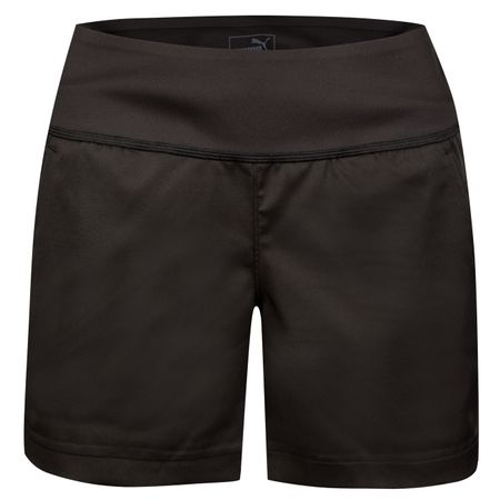 Shorts Womens PWRSHAPE Shorts Black - 2019 Puma Golf Picture