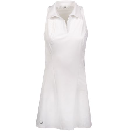 Dress Womens Perforated Dress White - 2019 Foray Golf Picture