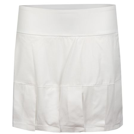 Golf undefined Womens PWRSHAPE On Repleat Skirt Bright White - SS19 made by Puma Golf