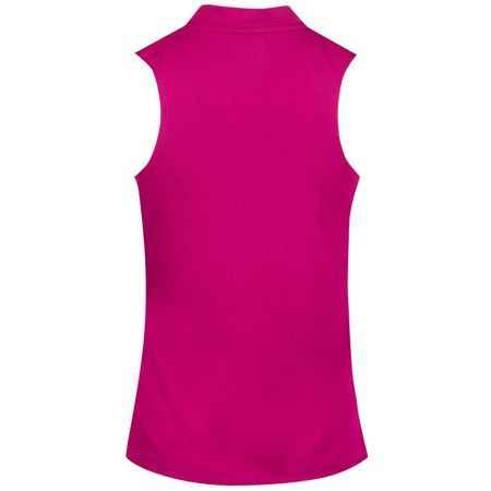 Polo Womens Dry Blade Sleeveless Polo True Berry - SS19 Nike Golf Picture