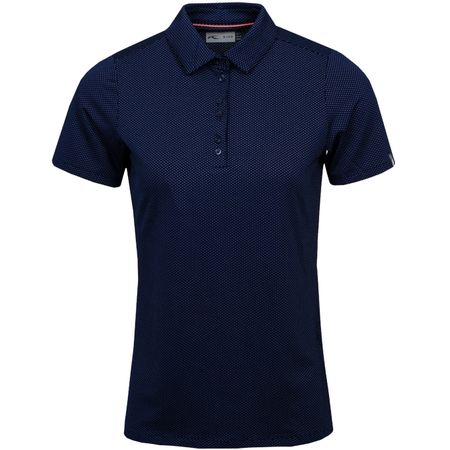 Golf undefined Womens Eve Polo Atlanta Blue - SS19 made by Kjus