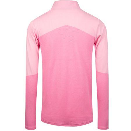 MidLayer Womens Evoknit Quarter Zip Pale Pink Heather - SS19 Puma Golf Picture