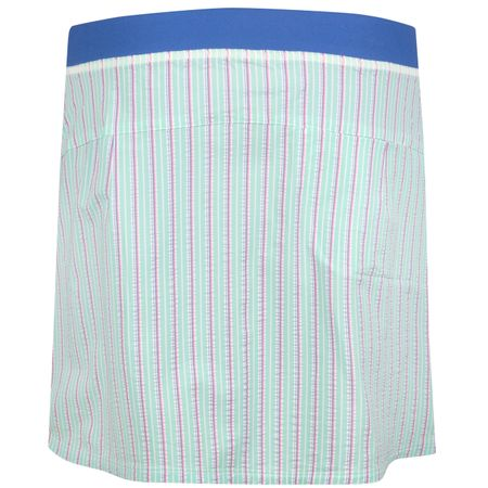 Golf undefined Womens Yarn Dye Seersucker Skort Green/Pink Multi - SS19 made by Polo Ralph Lauren
