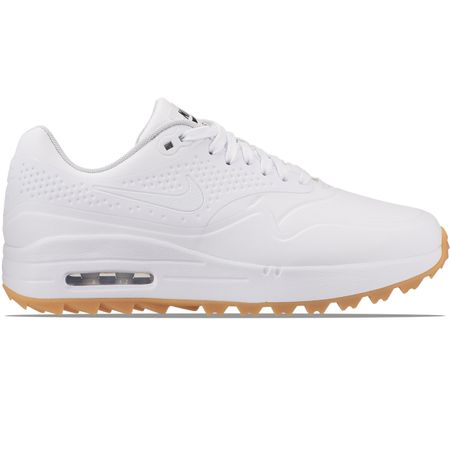 Golf undefined Womens Air Max 1G White/White - 2019 made by Nike Golf