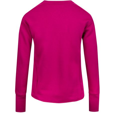 Golf undefined Womens Dry UV Crew True Berry - SS19 made by Nike Golf