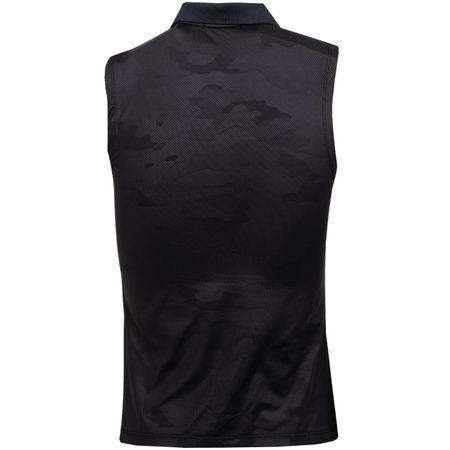 Polo Womens Camo Embossed Sleeveless Black Ink - SS19 G/FORE Picture