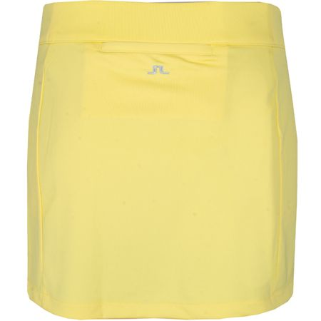Skirt Womens Amelie TX Jersey Butter Yellow - SS19 J.Lindeberg Picture