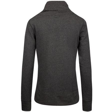 Golf undefined Womens Brisk Pullover Dark Grey Heather - SS19 made by Puma Golf
