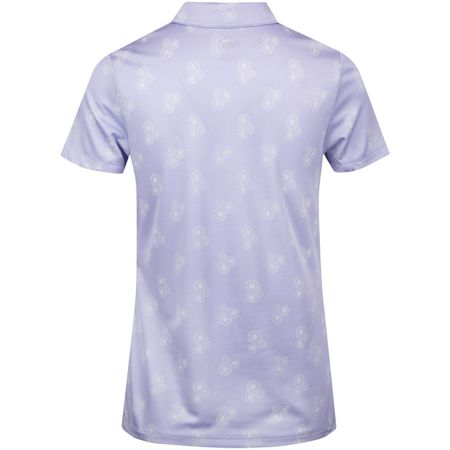 Polo Womens Burst Into Bloom Polo Sweet Lavender - SS19 Puma Golf Picture
