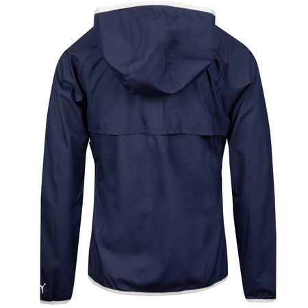 Jacket Womens Zephyr Jacket Peacoat - SS19 Puma Golf Picture