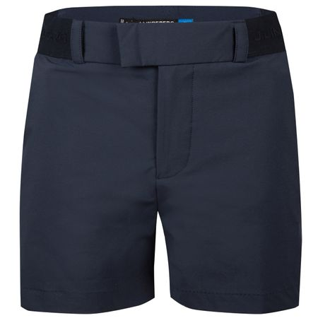 Golf undefined Womens Gilda Shorts Micro Stretch JL Navy - SS19 made by J.Lindeberg