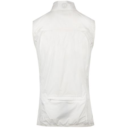 Golf undefined Womens Lilly Trusty Vest White - SS19 made by J.Lindeberg