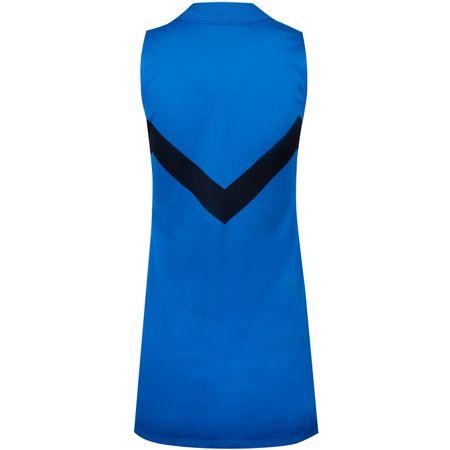 Dress Womens Chelene Dress TX Jacquard Pop Blue - SS19 J.Lindeberg Picture