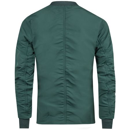 Jacket Womens Shield Jacket Bomber Midnight Spruce - W18 Nike Golf Picture
