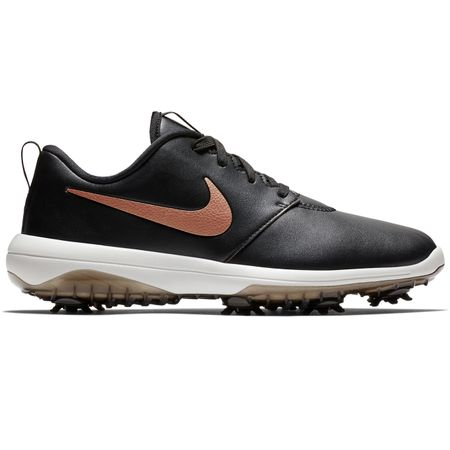 Golf undefined Womens Roshe Golf Tour Black/Metallic Red Bronze - 2019 made by Nike Golf