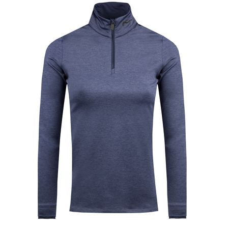 Golf undefined Womens Feel Halfzip Atlanta Blue Melange - 2019 made by Kjus