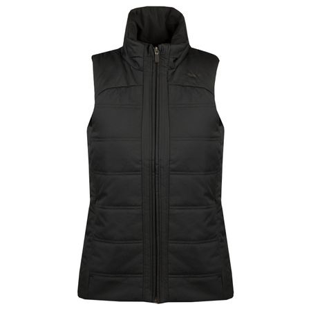 Golf undefined Womens Repel Warm Vest Black - 2019 made by Nike Golf