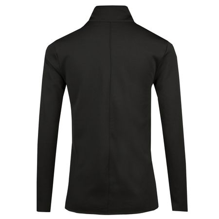 Golf undefined Womens LS Dry Top Black - AW18 made by Nike Golf