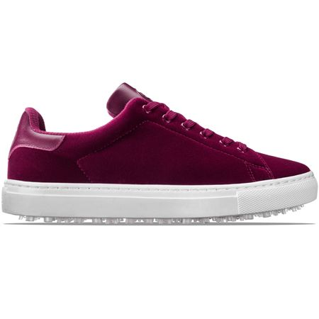 Shoes Womens Velvet Disruptor Berry - 2018 G/FORE Picture