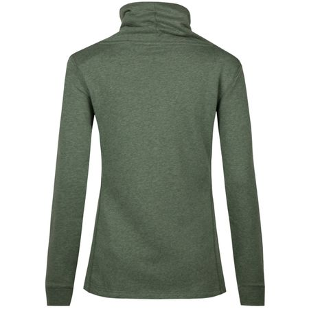 MidLayer Womens Cozy Pullover Laurel Wreath Heather - 2019 Puma Golf Picture