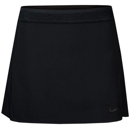 "Golf undefined Womens Flex Skort Woven 14"" Black - 2018 made by Nike Golf"