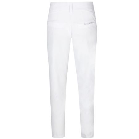 Golf undefined Womens Natalia Ventil8 Plus Trouser White - 2018 made by Galvin Green