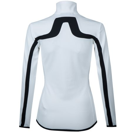 Jacket Womens Jarvis Jacket Fieldsensor White - 2018 J.Lindeberg Picture