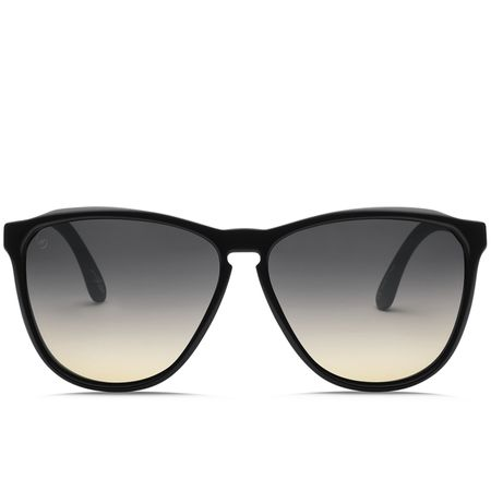 Sunglasses Electric Womens Encelina Gloss Black/OHM Black Gradient - 2018 Electric Picture
