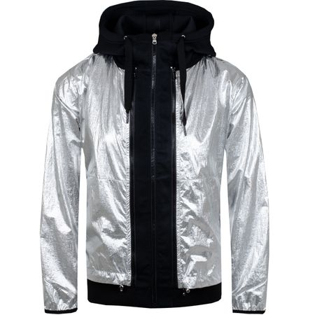 Golf undefined Womens 3-In-1 Hybrid Jacket Silver - SS19 made by Polo Ralph Lauren