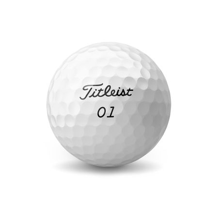 Ball EXP•01 Titleist Picture