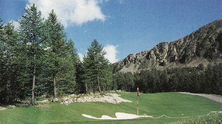 Golf d'Isola 2000 Cover Picture