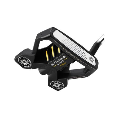 Golf Putter Stroke Lab Black Ten S made by Odyssey
