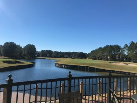 Eagle Landing Golf Club Cover Picture